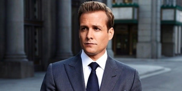 look harvey specter