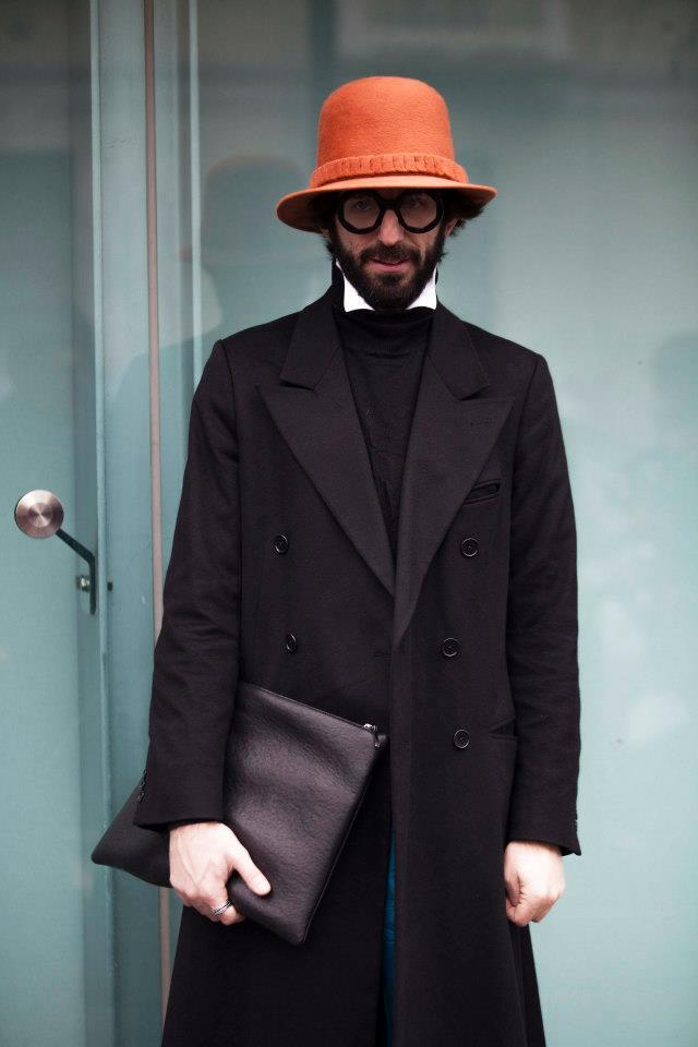 porter du noir