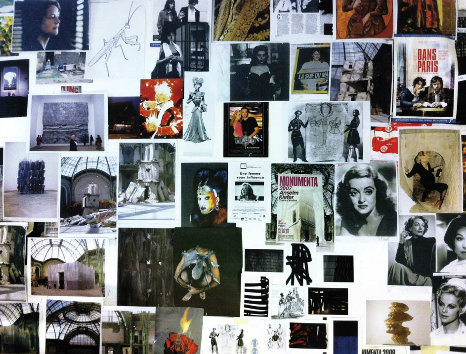 mur d'inspiration DVC