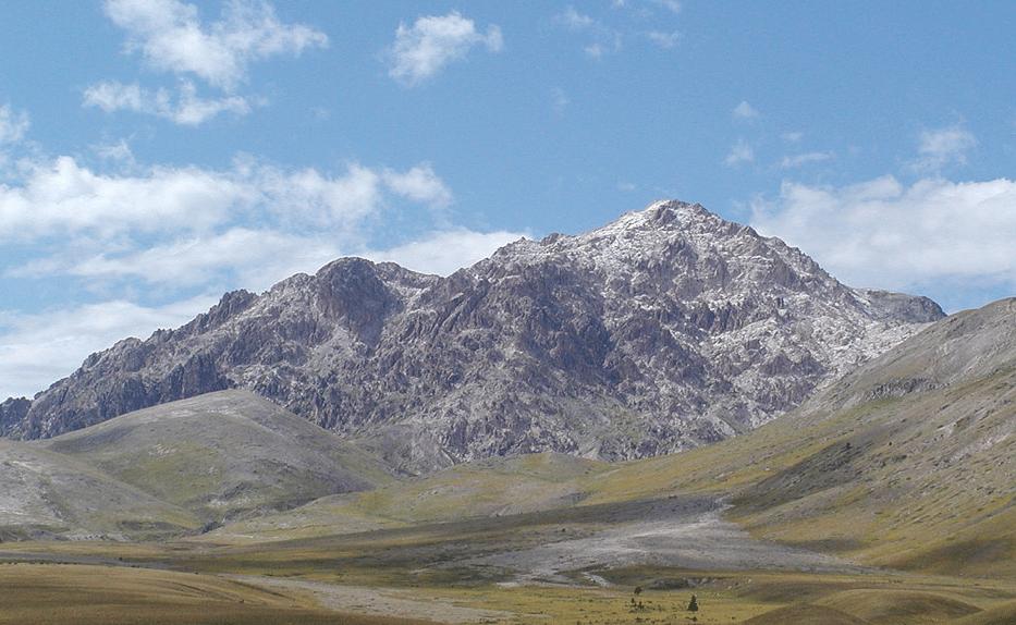 montagnes gran sasso