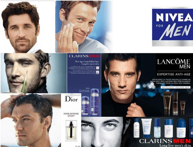 Les hommes et les cosmétiques : sommes-nous condamnés à n'utiliser QUE de l'après-rasage ?