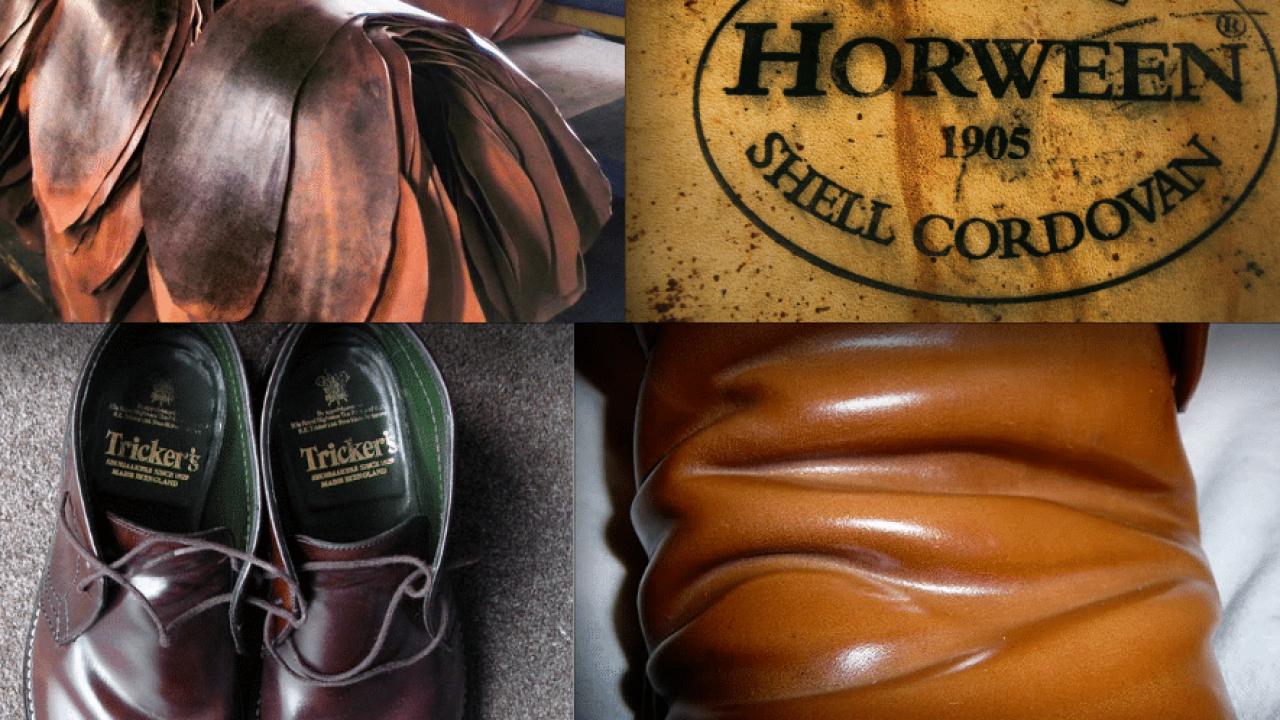 Cuir De Vachette C Est Quoi À la découverte du cordovan : le cuir que même les