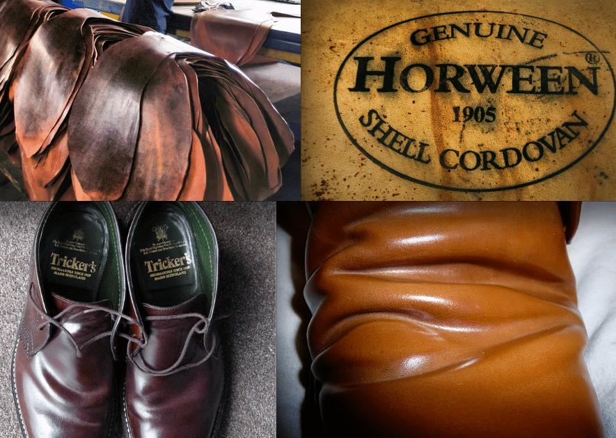 À la découverte du Cordovan   le cuir que même les Expendables ne peuvent  pas tordre !   BW-YW ac689f7be2d