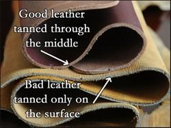 details cuir