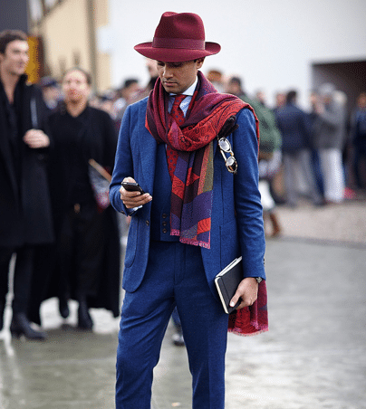GQ mexique - pitti uomo
