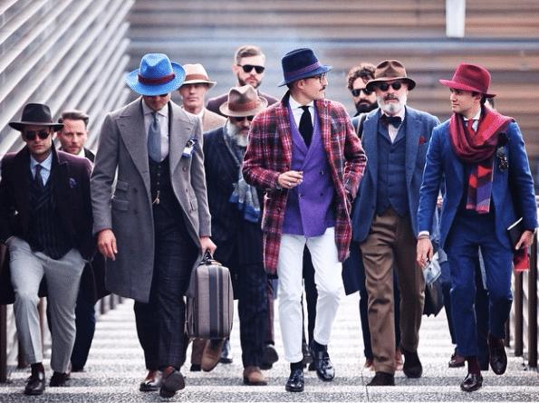 Parisian Gentleman - pitti uomo