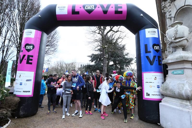 Love Run Paris : et si on courait en amoureux ?