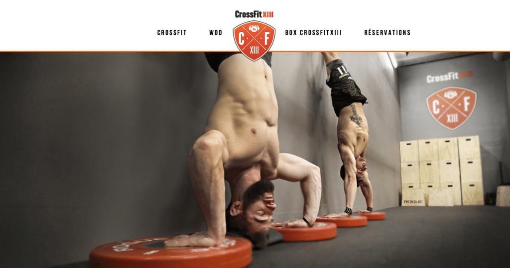 CrossFit XIII x Reebok avec le CMG Sports Club : Le nom est joli mais ça pique.