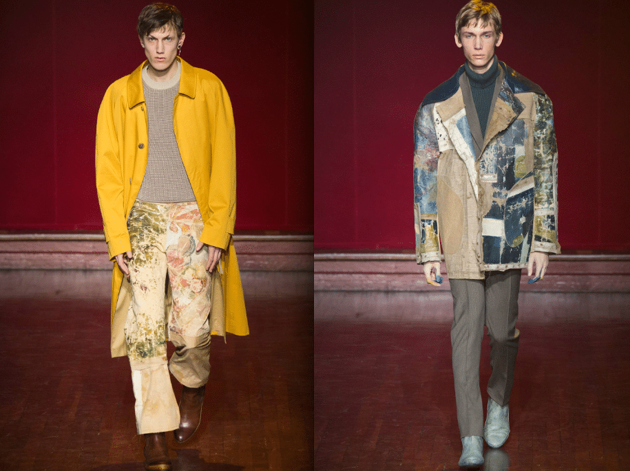 Défilé Margiela menswear Fall 2015