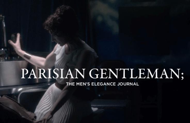 Parisian Gentleman