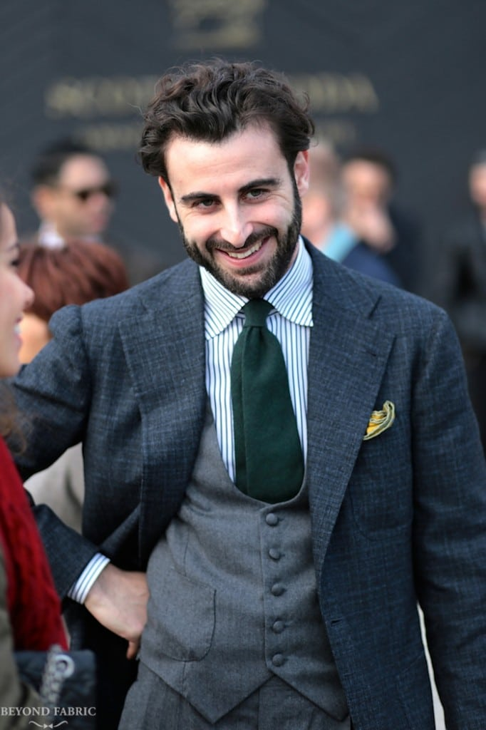 Mr.-Gennaro-Annunziata-menswear-tie-threepiece-three-piece-3piece-suit-tie-pocket-square-pitti-uomo-pitti87