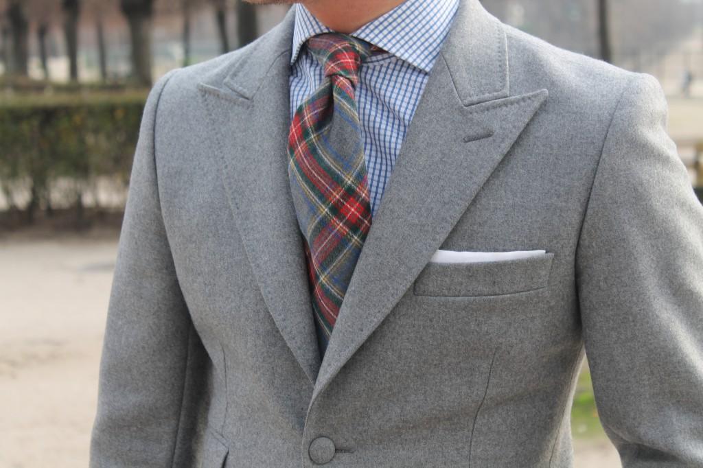 guide pratique comment choisir nouer et assortir sa cravate. Black Bedroom Furniture Sets. Home Design Ideas