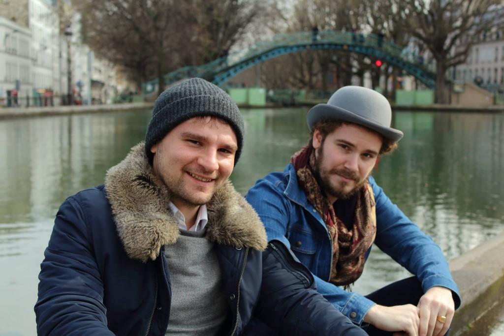 Adrien et Jeremy