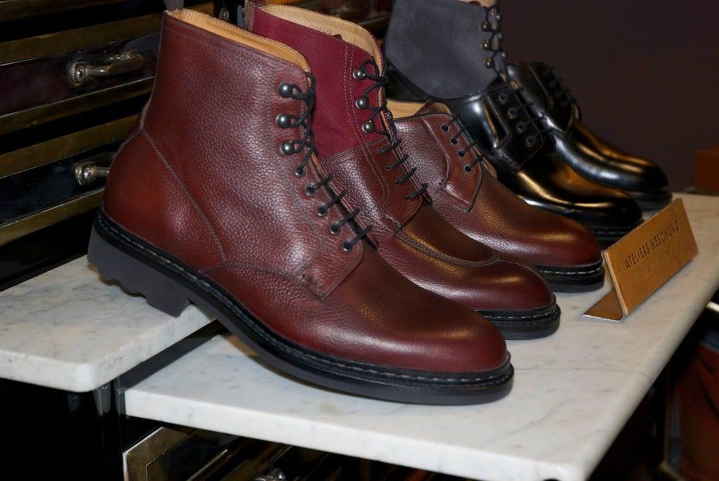 Heschung Upper shoes