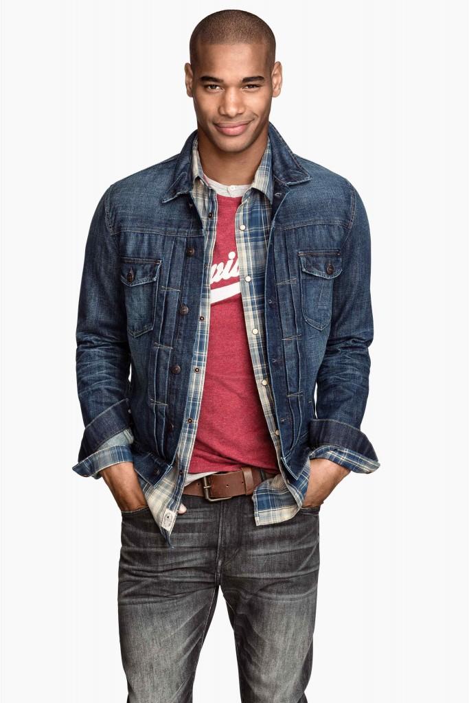 Comment porter une veste en jean - Comment porter une veste en jean homme ...