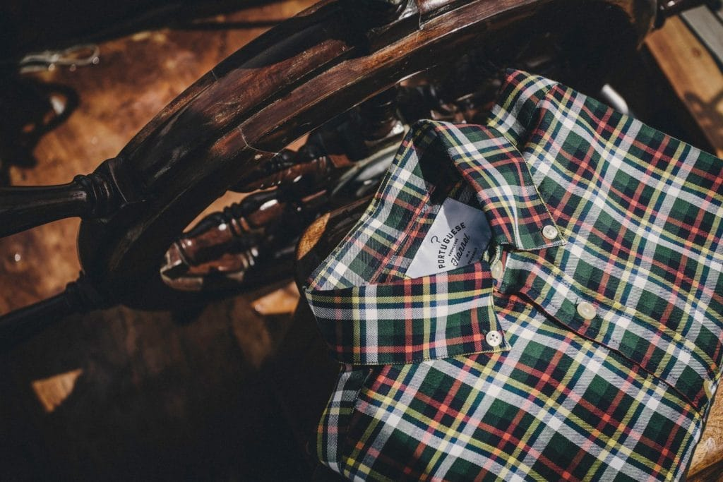 portugal flannel LD