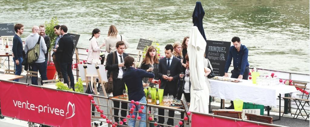 Les vins d'été, en partenariat avec vente-privee