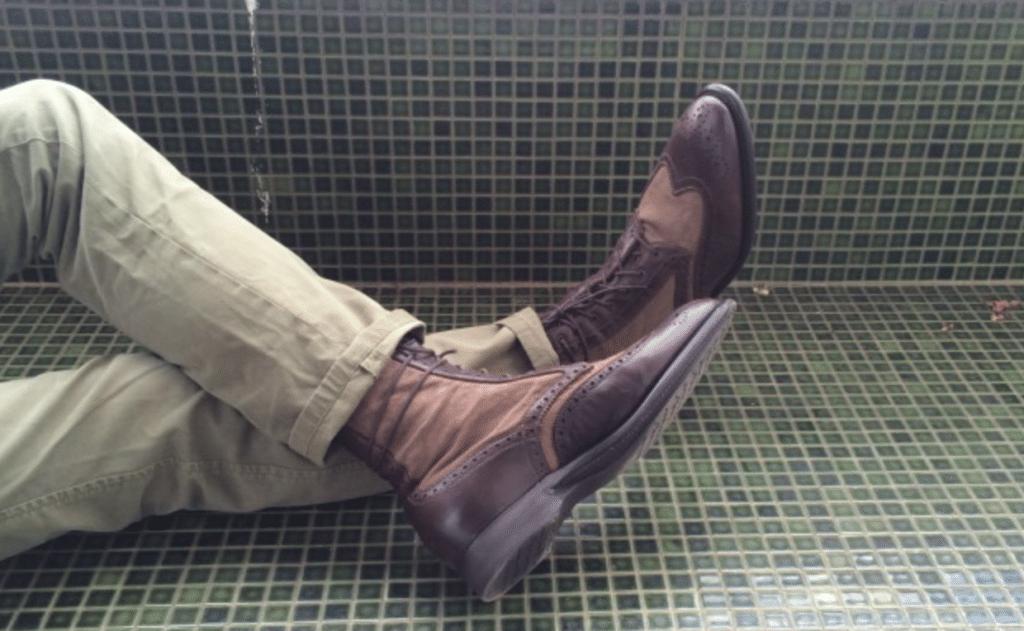 Bowen test chaussures bw-yw