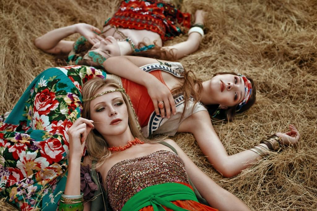 Transformation en hippie activée.