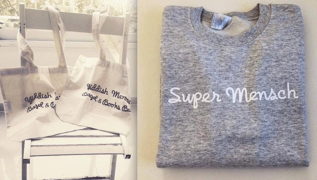 Yiddish Mamma, la marque pour les vrais Super Mensch (et les autres aussi…)