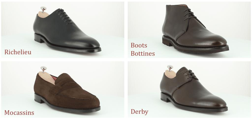 Orban's chaussures entrée de gamme
