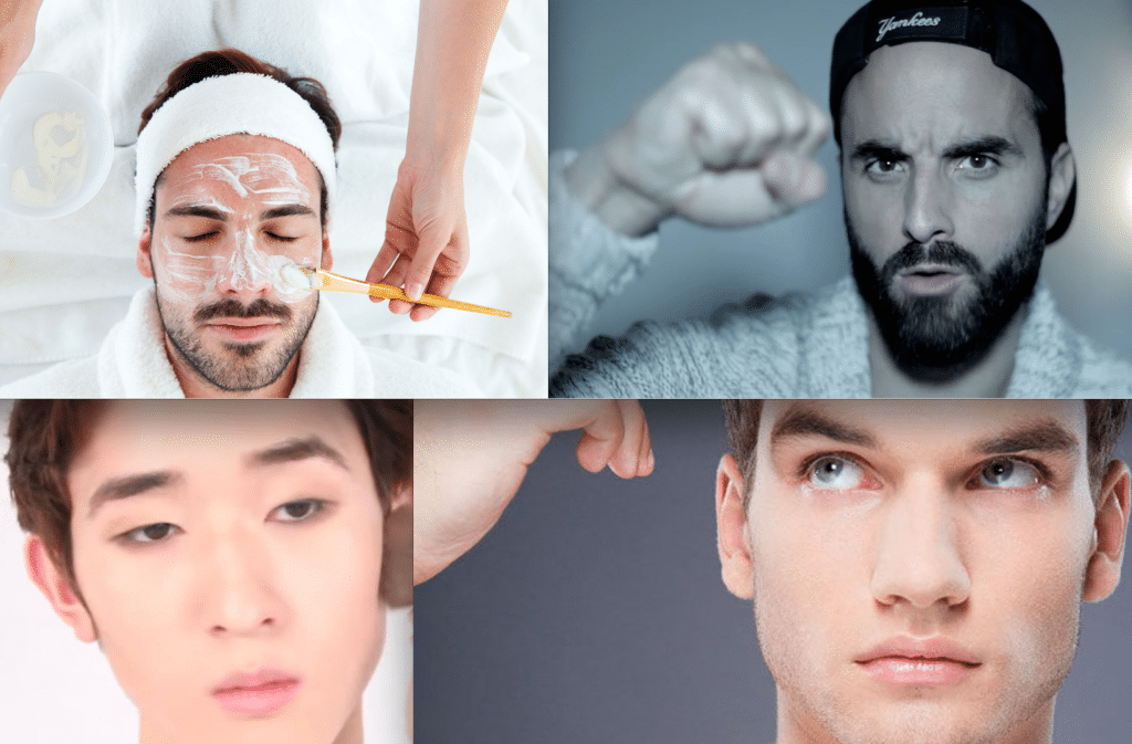 Cosmétiques pour hommes : 5 e-boutiques à découvrir pour prendre soin de sa peau.