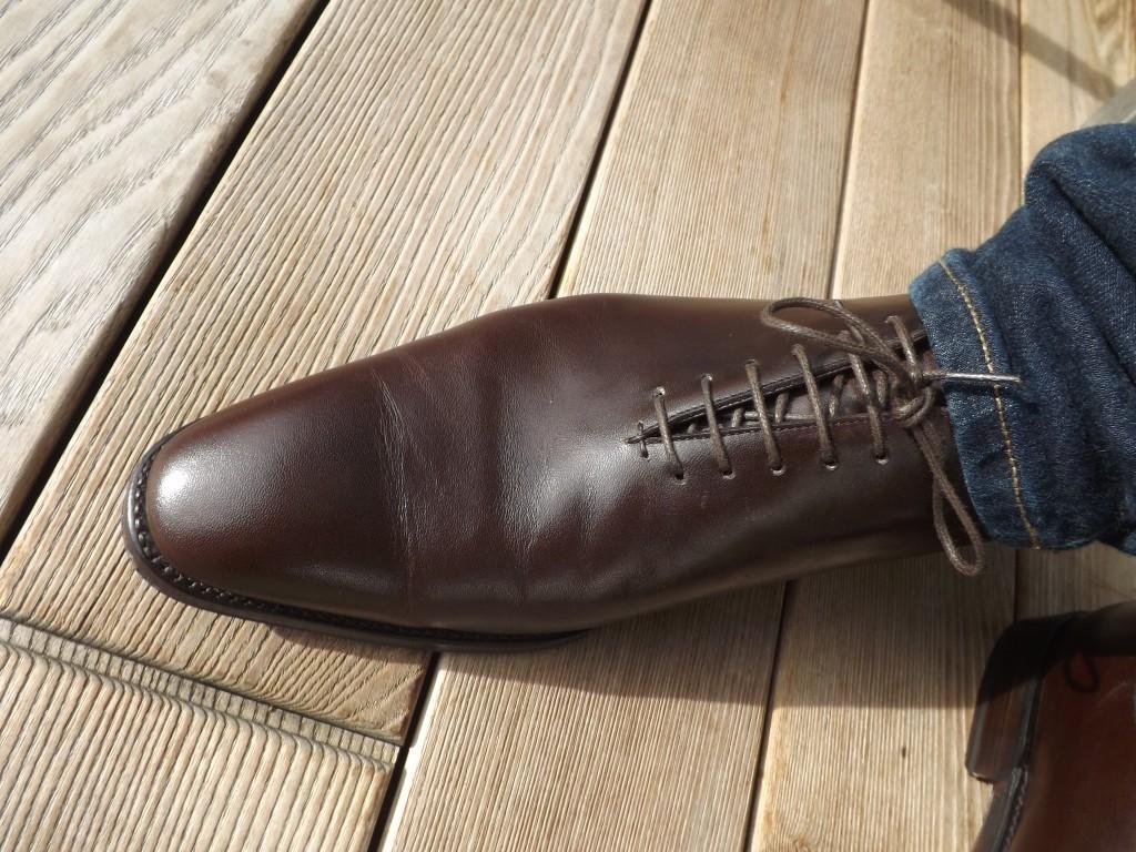 Test des chaussures Orban's sur bw-yw
