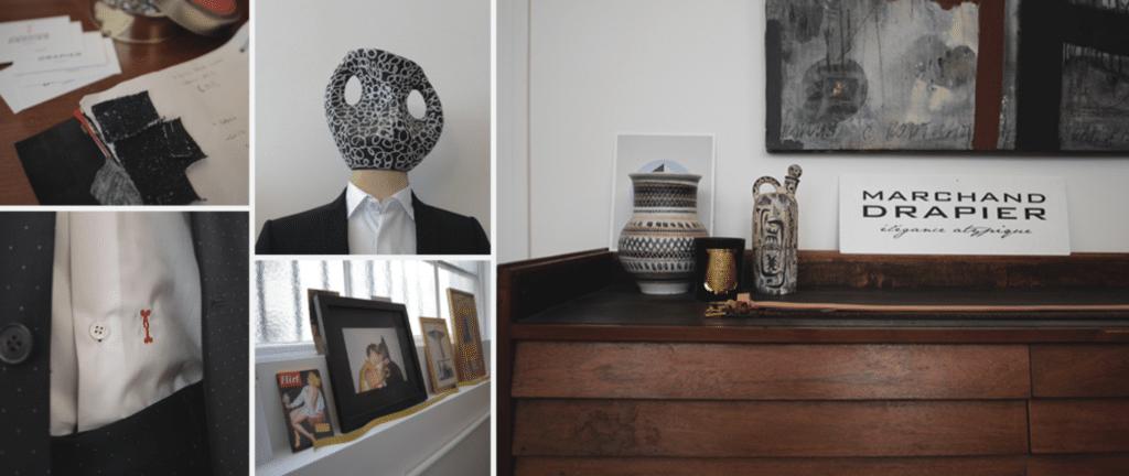 Marchand Drapier et les nouveaux créateurs parisiens