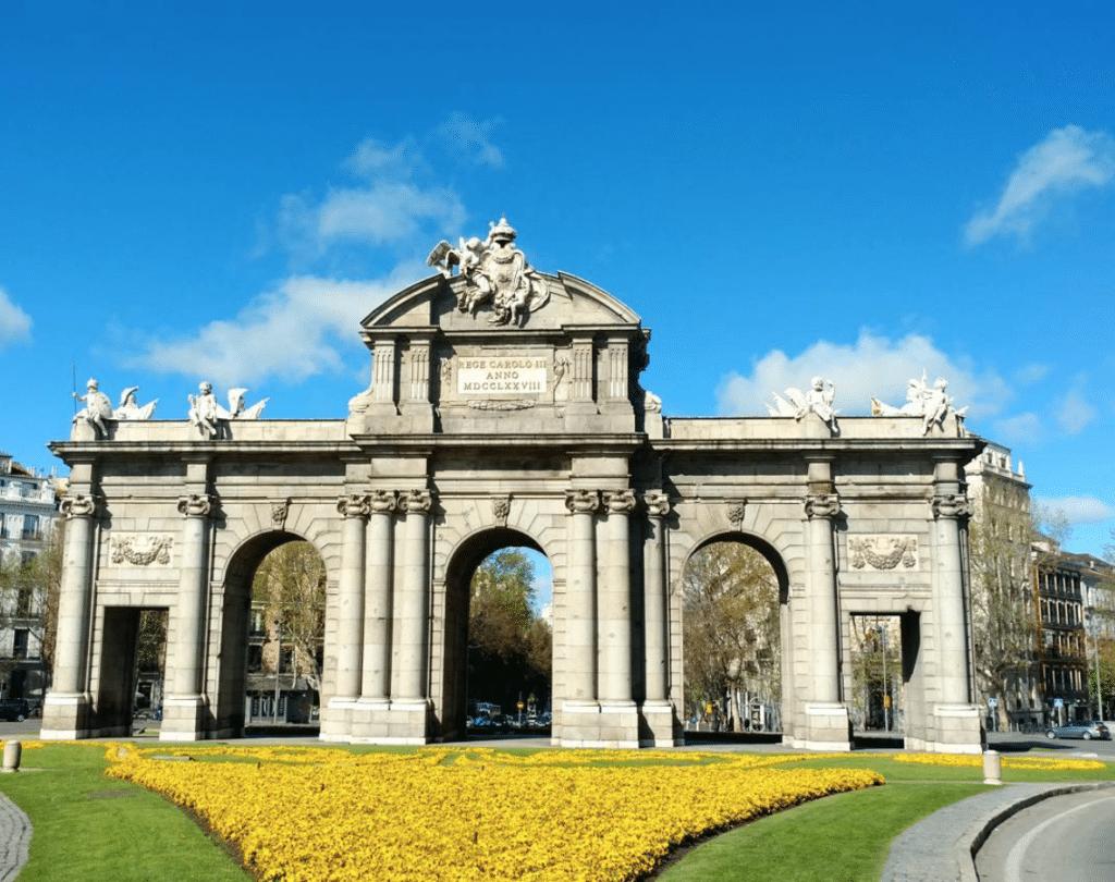 Découvrir les monuments de madrid