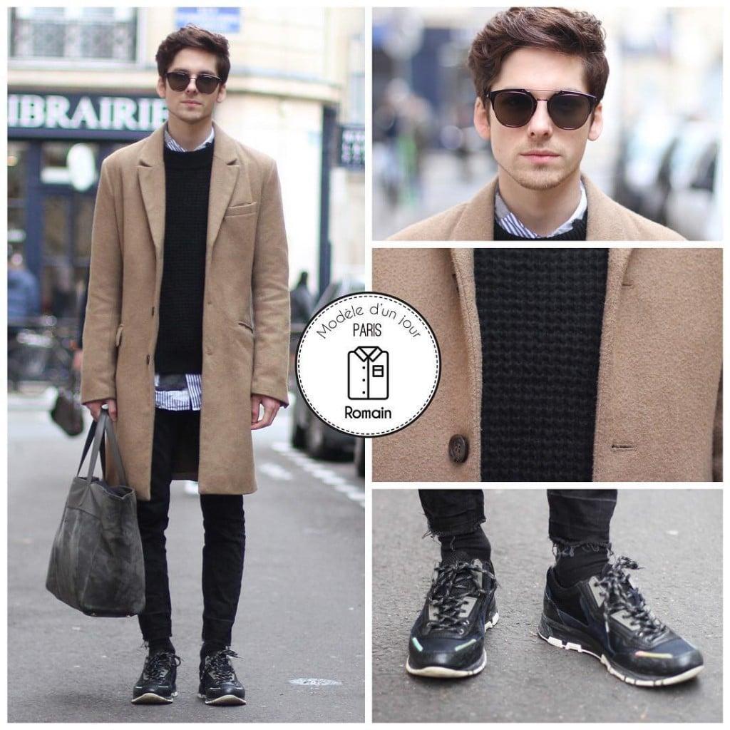Modèles d'un Jour Paris, car le style s'invente dans la rue