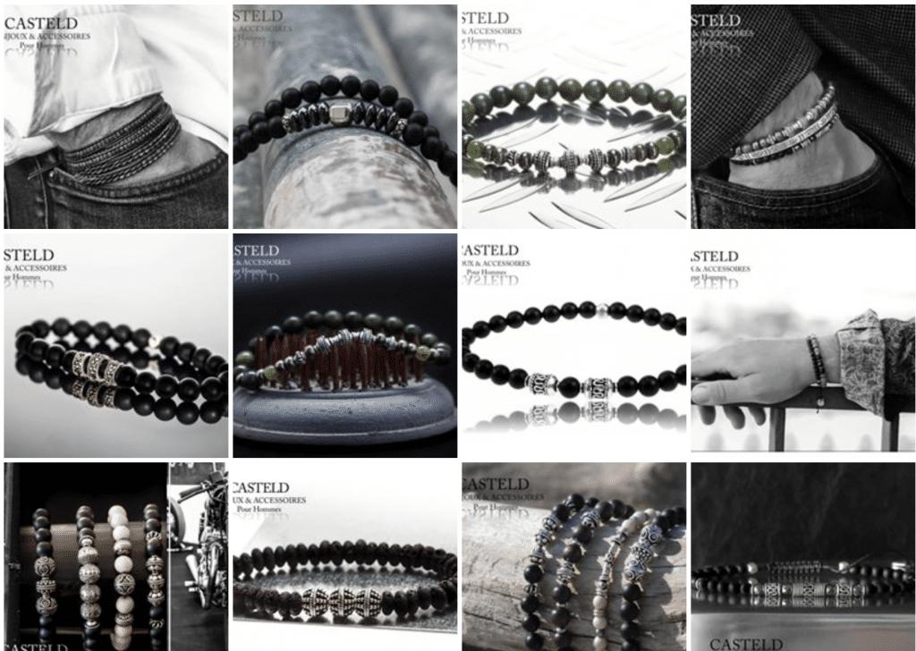 Découverte : CASTELD – pour vous réconcilier avec les bijoux pour hommes