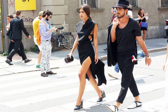 Tendance : Quand l'Homme veut à nouveau un vêtement utile.
