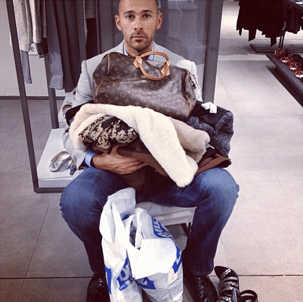 Shopping pour hommes