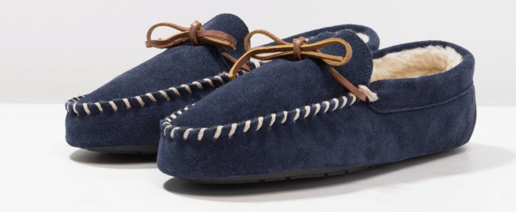 Chaussons Polo Ralph Lauren MARKEL II Navy