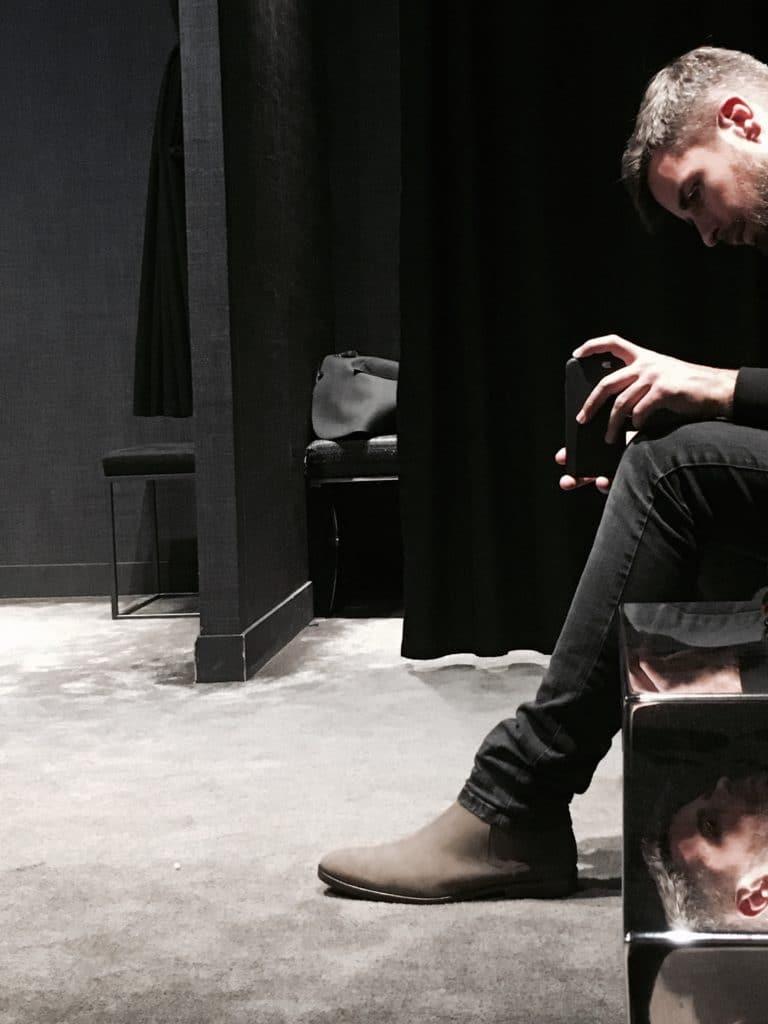 Chaussures Bexley portées 2