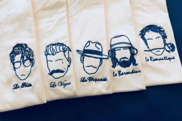tee shirt broder