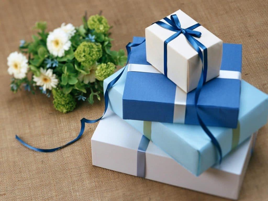 cadeau élégant