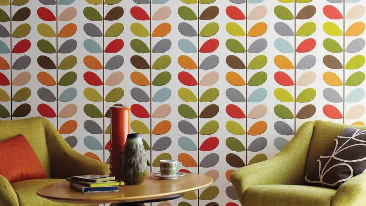 Chambre A Coucher Annees 70 les papiers peints style année 70 | bw-yw